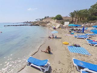 Cavo Maris Beach